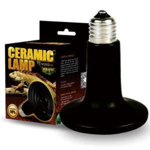 ceramic heat emitter