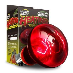 NOMOY Infrared heat lamp